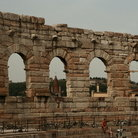Picture - Ancient colosseum in Verona.