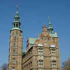 Picture - The Rosenborg Castle in Copenhagen.