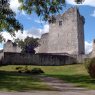 Picture - Exterior of the Ross Castle near Killarney.