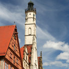 Picture - The old architecture of Rothenburg.