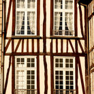 Picture - Unique architecture in Rouen.