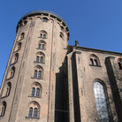 Picture - Round Tower of Copenhagen built by king Christian the fourth in the years 1637-42 as an observatory.
