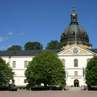 Picture - The Swedish Military Museum in Stockholm.