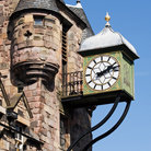 Picture - Edinburgh Royal Mile, Canongate Tolbooth.