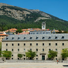 Picture - Monastery of El Escorial.