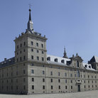 Picture - El Escorial Monastery in Madrid.