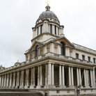 Picture - Church of Royal Naval College in Greenwich.