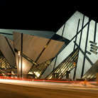 Picture - The new Michael Lee-Chin Crystal extension on the Royal Ontario Museum in Toronto.
