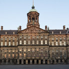 Picture - The Amsterdam Royal Palace in Dam Square.
