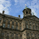 Picture - The Royal Palace in Amsterdam.