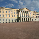 Picture - The Royal Palace in Norway.