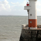 Picture - A lighthouse at Royan.