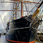 Picture - The RRS Discovery at Dundee.