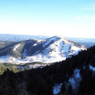 Picture - The beautiful mountainous landscape around Ruidoso.