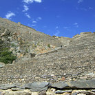 Picture - The Inca ruins at Ollantaytambo.