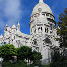 Picture - The Basilica of the Sacred Heart (Sacré-Coeur) in Paris.