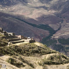 Picture - Landscape of the Sacred Valley.