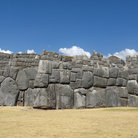 Picture - Sacsayhuaman temple & fort, above Cusco, used giant stones.