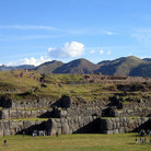 Picture - Sacsayhuaman near Cusco.