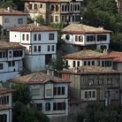 Picture - Old wooden houses in Safranbolu.