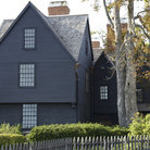 Picture - 17th Century American house in Salem, MA.