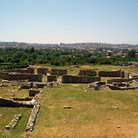 Picture - Ruins of the Roman city of Solin.
