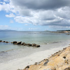 Picture - Galway Bay seen from Salthill.