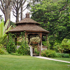Picture - Gazebo at San Diego Botanic Garden in Encinitas, CA.