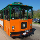 Picture - San Diego's trolleys offer trolley tours of the city.