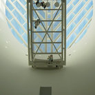 Picture - Skylight walkway at the San Francisco Museum of Modern Art (SFMOMA).