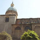 Picture - Church San Giovanni dei Fiorentini, near the banks of the Tiber in Rome.