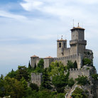 Picture - Walls of San Marino.