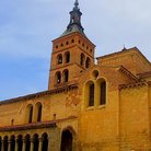 Picture - The Romanesque church of San Martin in Segovia.