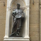 Picture - Façade of Museo di Orsanmichele decorated with statues in niches, Florence.