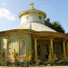 Picture - Chinese Tea-House in Sanssouci Park in Potsdam.
