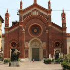 Picture - The church of Santa Maria delle Grazie in Milan.