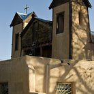 Picture - Santuario De Chimayo Catholic Church.