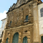 Picture - Church of the Third Order of San Francisco in Salvador.