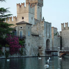 Picture - Scaligers Castle in Sirmione.