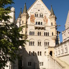 Picture - Schloss Neuschwanstein was designed by stage painter Chr. Jank.