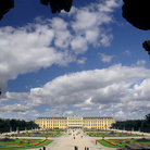Picture - View of Schönbrunn, Vienna.