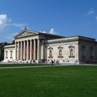 Picture - The Glyptothek in Munich.