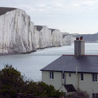 Picture - Typical view of the Seven Sisters at Seaford.