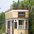 Picture - Tram way in Seaton.