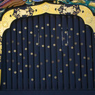Picture - Gilded decoration of Zuihoden mausoleum in Sendai.