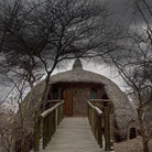 Picture - A lodge in Serengeti National Park.