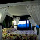 Picture - Luxury suite in a lodge in Serengeti National Park.