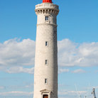 Picture - A lighthouse in Sete.