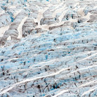 Picture - Close up of Exit Glacier near Seward.
