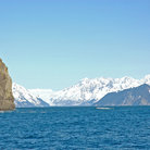 Picture - Resurrection Bay, Seward as seen from the water.